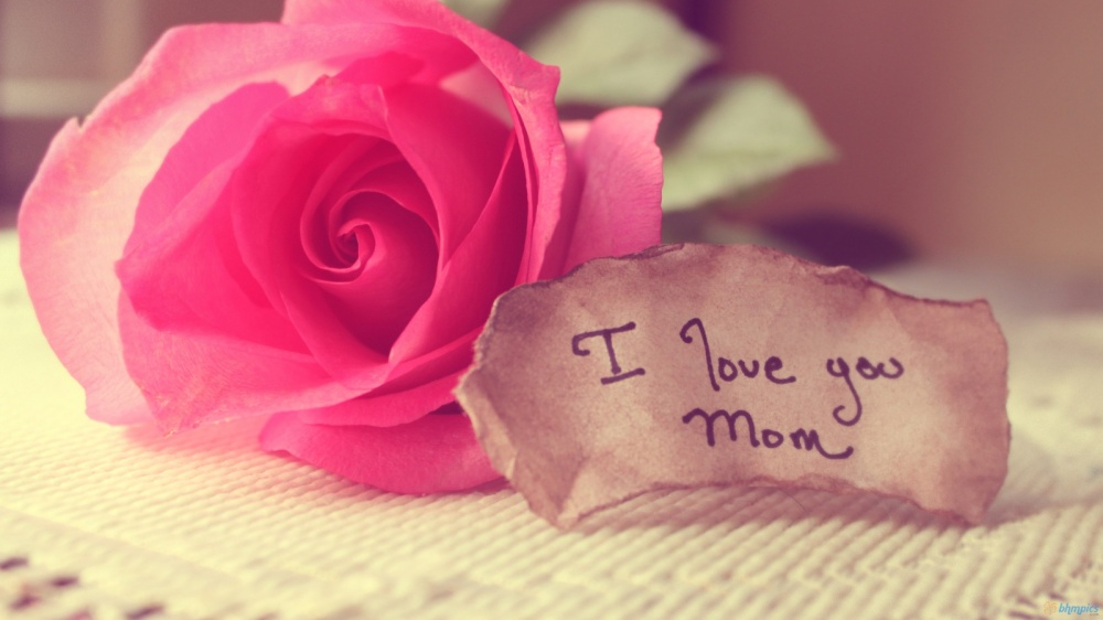 i love you mom 2